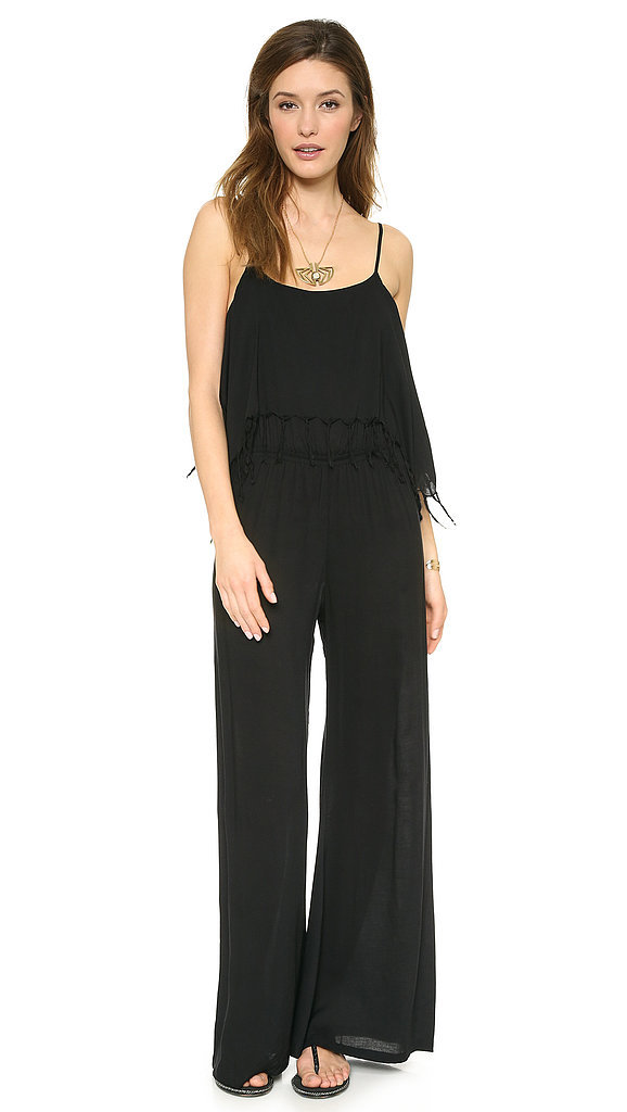 Indah Fringed Jumpsuit