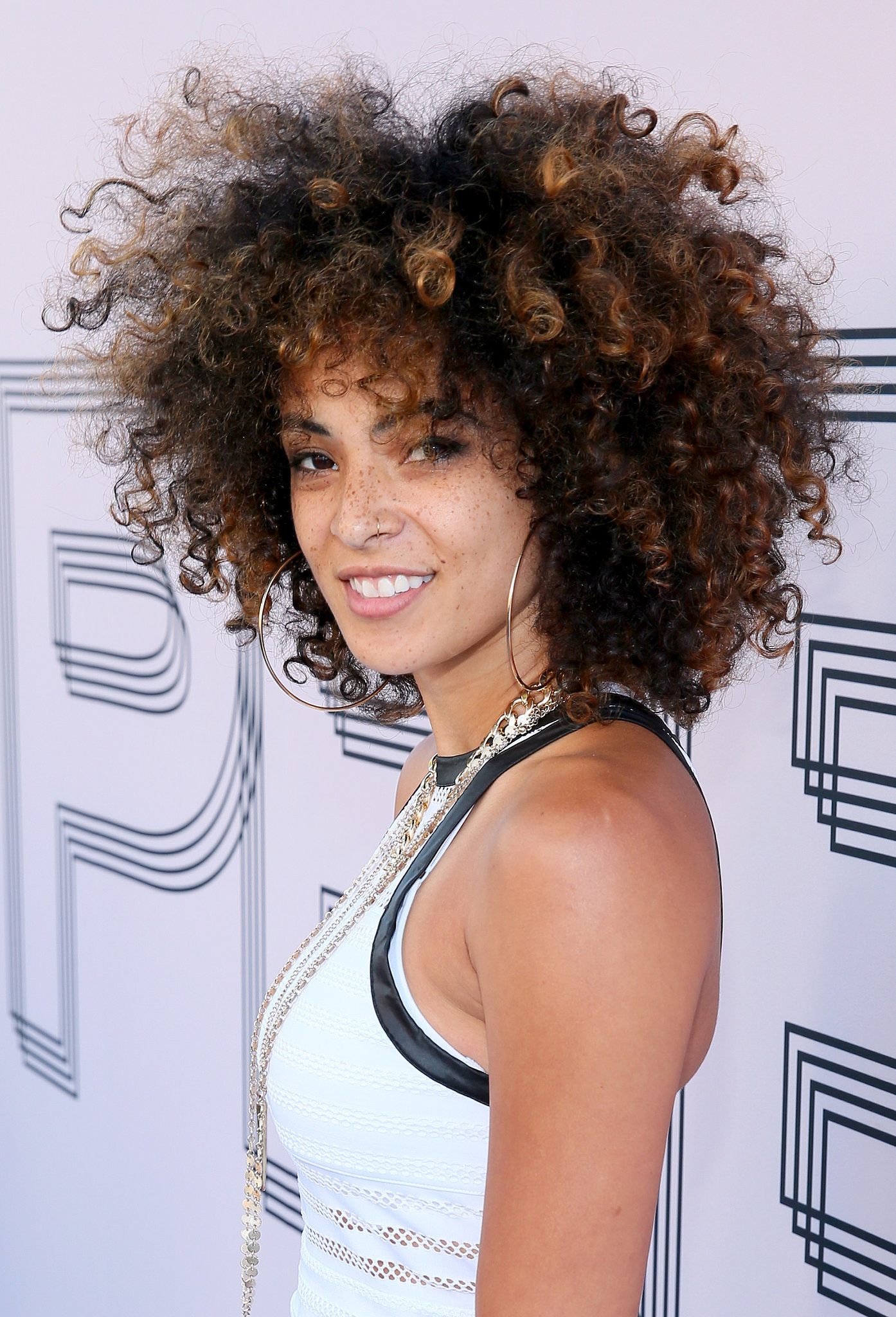 Kandace Springs Fka Twigs Is The Natural Haired Brit We