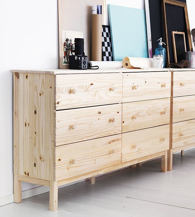 Aside from 149 price best part about ikea tarva dresser