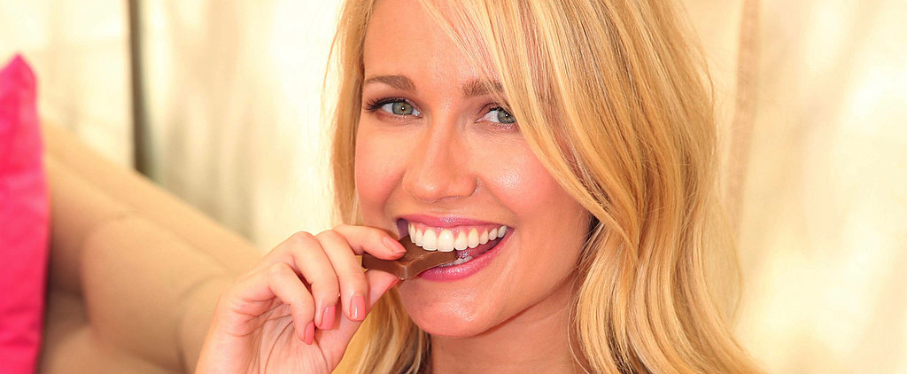 "Anna Camp Talks Pitch Perfect 2 and Working With ""Best Friend"" and Boyfriend Skylar Astin"