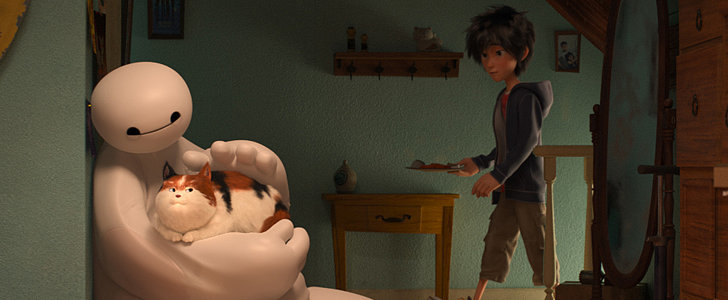 Disney and Marvel's Big Hero 6 Looks Charming, Of Course