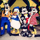 Katy Perry posed a throwback photo of her at Walt Disney World. Source: Instagram user katyperry