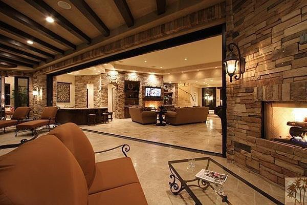 The home's indoor/outdoor layout is its most alluring feature. Source: Realtor.com