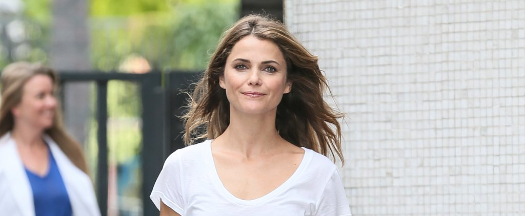 We Swear Keri Russell Looks Good in Everything She Wears