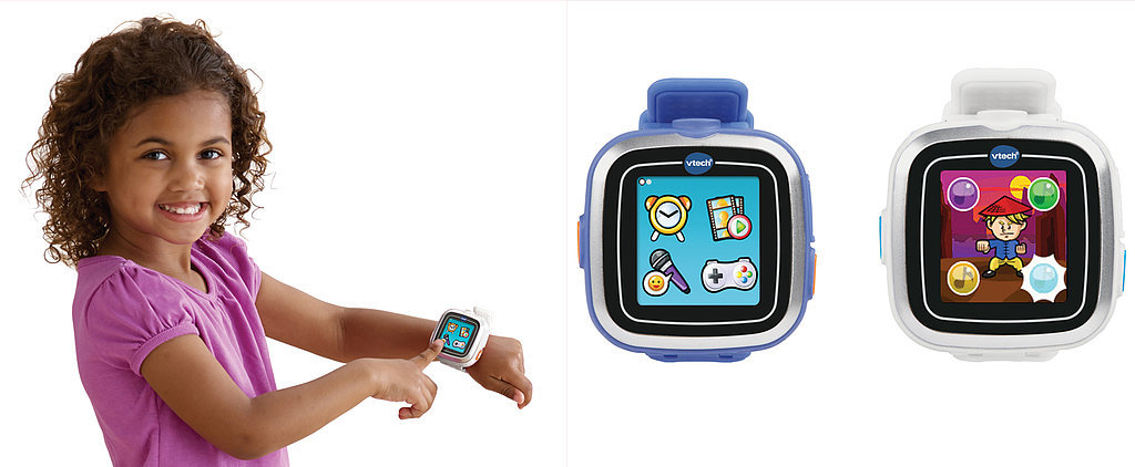 VTech Introduces the First Smartwatch For Kids