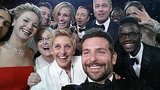 As the most retweeted picture ever, Ellen DeGeneres's Oscars selfie doesn't need to be explained. Source: Twitter user TheEllenShow