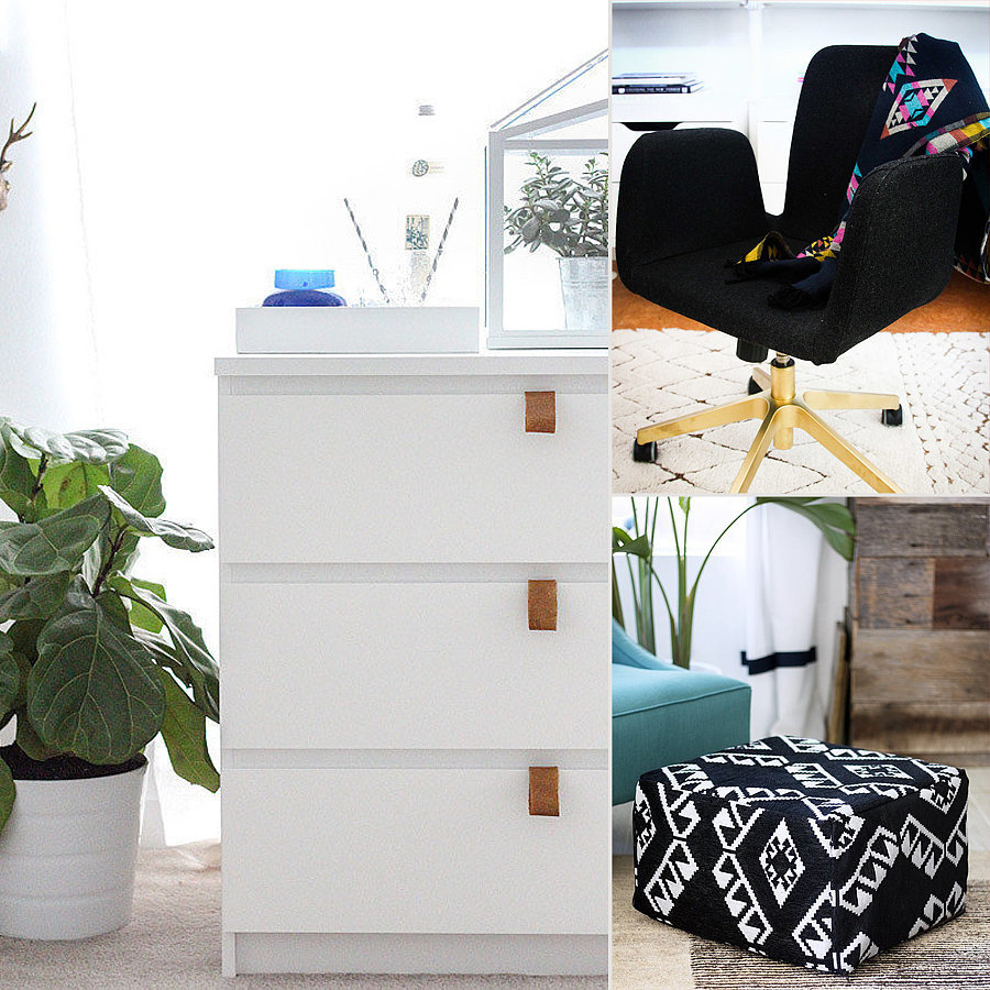 11 DIYs That Start With a Trip to Ikea