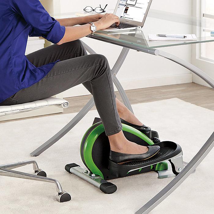 Under your desk mini elliptical