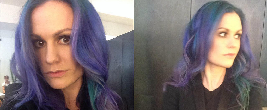 Rainbow Hair, Don't Care! 21 Ultrabright Celebrity Dye Jobs