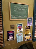 Check out the precinct's bulletin board.