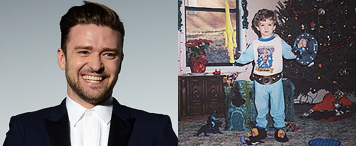 Baby Justin Timberlake Just Couldn't Be Cuter