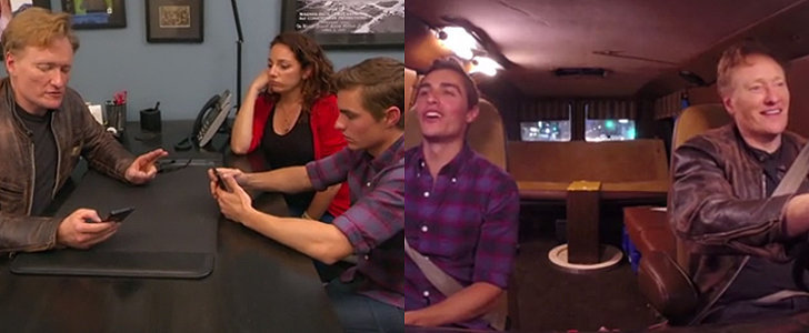 Dave Franco and Conan O'Brien's Tinder Adventure Will Make You Laugh