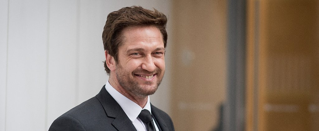 Gerard Butler and 16 Other Hot Guys Who Smell Amazing
