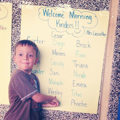 PREPARE: If you have  a  little one entering kindergarten, you'll want to read this.