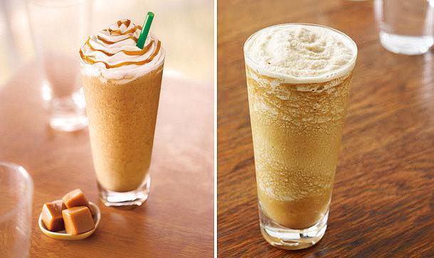 healthy iced coffee starbucks