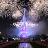Bastille Day Fireworks in Paris 2014 | Pictures