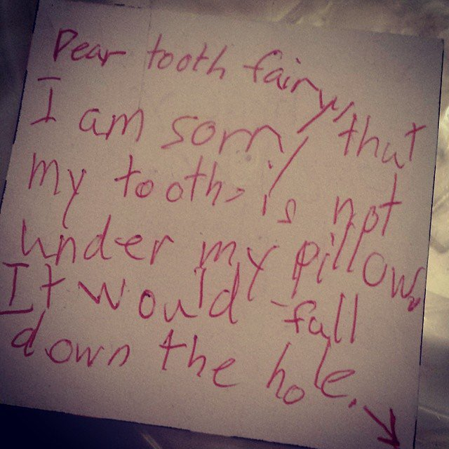 The kid who probably needs a new bed.