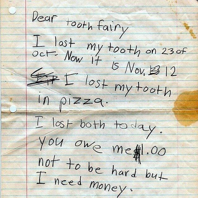 The hard-on-money kid.