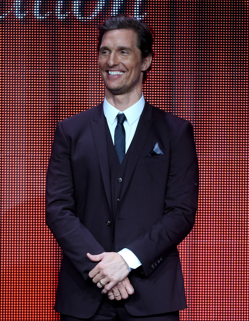 Matthew McConaughey Photos