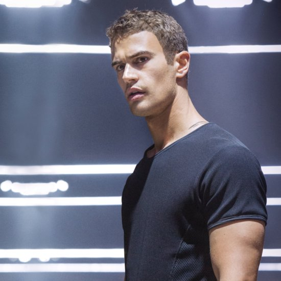 Exclusive: Why Theo James Was Really Cast in Divergent