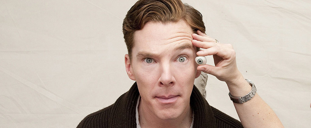 Brace Yourself For a Wax Version of Benedict Cumberbatch