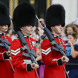 The Queen's Guard Performing the Game of Thrones Theme
