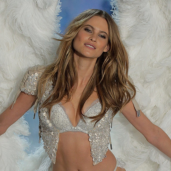 Model Behati Prinsloo Picks a Marchesa Wedding Dress