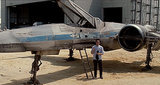 JJ Abrams's X-Wing Reveal Gives Us Great Hope for 'Star Wars: Episode VII' (VIDEO)