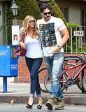 Sofia Vergara, Joe Manganiello Cuddle, Hold Hands in L.A.: Photos