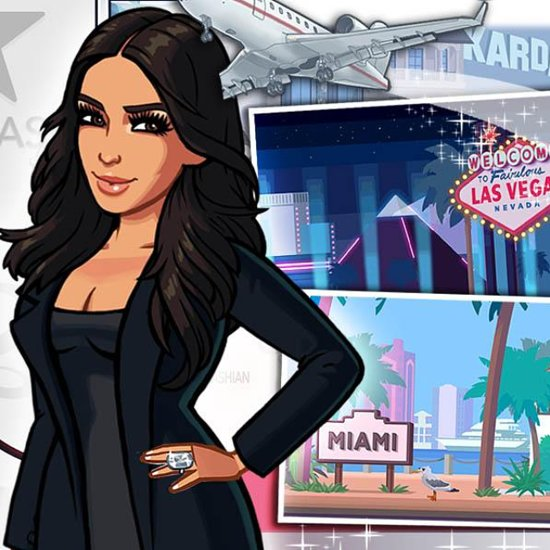 POPSUGAR Shout Out: The Truth About the Kim Kardashian Game
