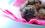 Chocolate Cherry Granola Bites