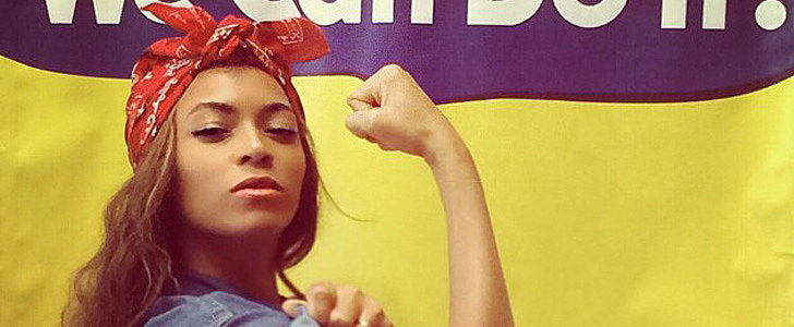 Beyoncé Is Here to Give You Your Daily Dose of Girl Power
