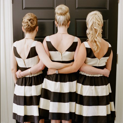 Wedding Hair Ideas For Bridesmaids