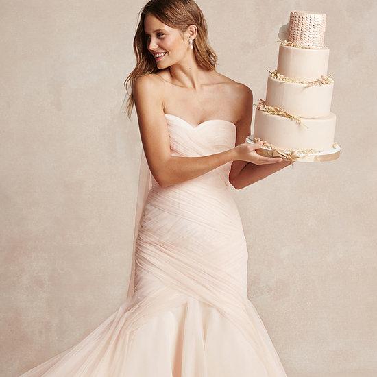 Spring 2015 Monique Lhuillier Wedding Dresses
