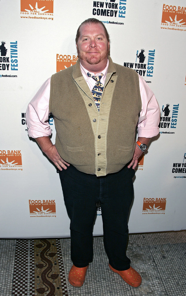It all started with Mario Batali . . .