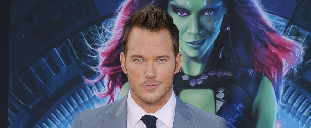 Chris Pratt Knows More About French Braiding Than We Do