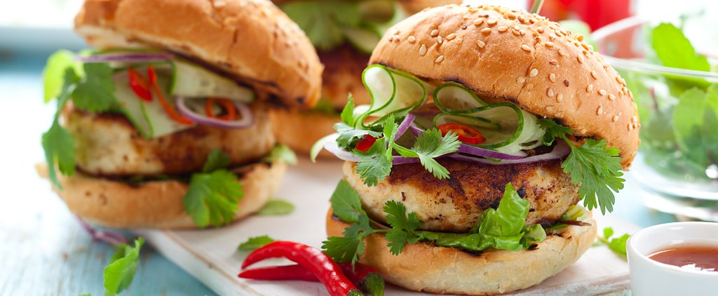 25 Healthy Grilled Burger Ideas