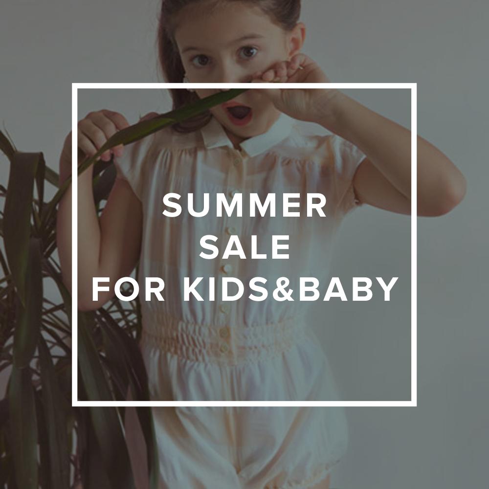 Summer SALE 2014 セールで買う!キッズ&ベビー