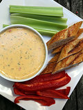 Pimento Cheese Fondue Dip