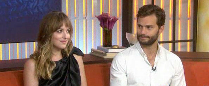 Those Fifty Shades of Grey Sex Scenes Weren't So Fun to Film
