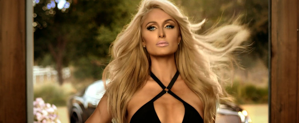 Paris Hilton Throws Back to 2005 in a New Carl's Jr. Commercial
