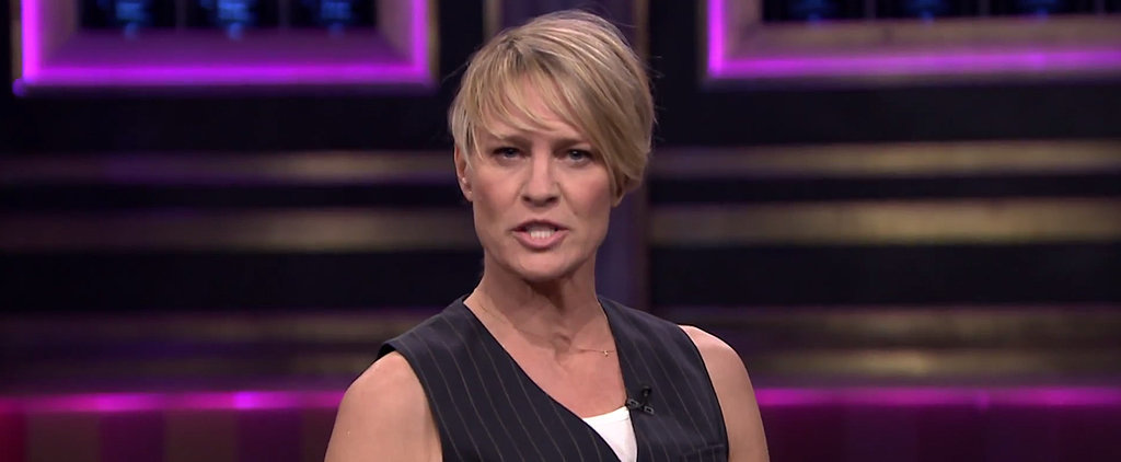 And Now, Here's Claire Underwood Twerking