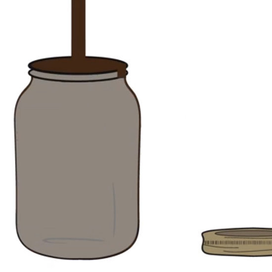 How to Brew Coffee in a Mason Jar