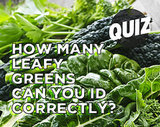 How Many Leafy Greens Can You ID Correctly?