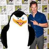 5 Things We Learned About Benedict Cumberbatch at Comic-Con