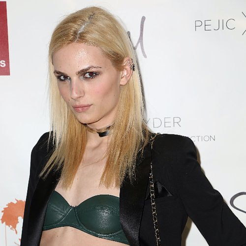 Andreja Pejic's Best Beauty Looks