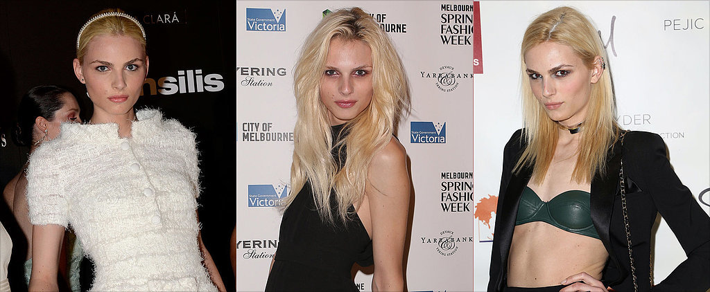 15 Times We Wished We Were as Pretty as Andreja Pejić