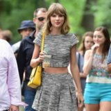 Taylor Swift's Matching Set Street Style