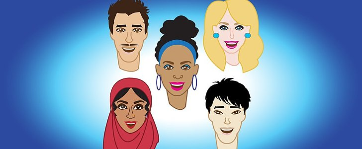 Behold, the Diverse Emoji You've Always Wanted