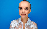 PHOTO: Bates Motel's Olivia Cooke Debuts Shaved Head at Comic-Con